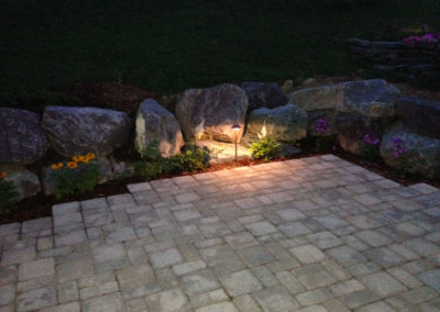 patio and outdoor lights